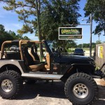 Out in a friends jeep today.. Enjoying Florida.. #LifeIsGood #Jeep…