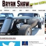 Check out my new #website www.bryanshaw.com #portfolio #design #video #audio…