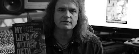 david ellefson my life with deth