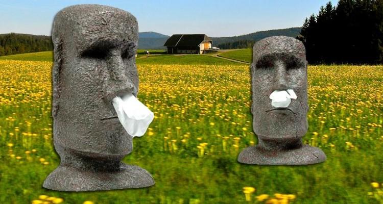 stuffy nose life hack