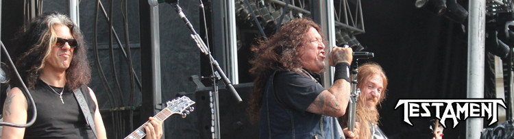 Testament Header