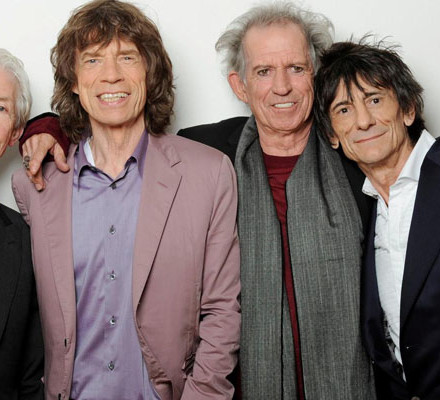 the rolling stones group photo
