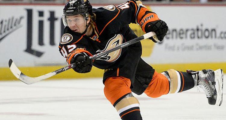ducks hockey